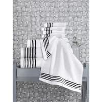 Classic 8 Piece Luxury Turkish Cotton-Bamboo Towel Set