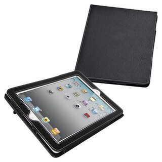 Goodhope Luxury Leather Tablet Case w/Hand Strap