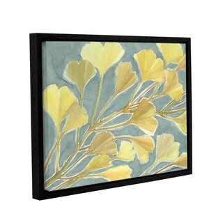 ArtWall Norman Wyatt JR's Gorgeous Ginko, Gallery Wrapped Floater-framed Canvas