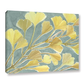 ArtWall Norman Wyatt JR's Gorgeous Ginko, Gallery Wrapped Canvas