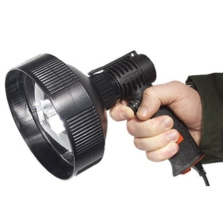 Tracer Lighting Tr1405 Spot Light Beam or Flood 50w Bulb 400 Meter Beam 140 Fixed Power Sport Light