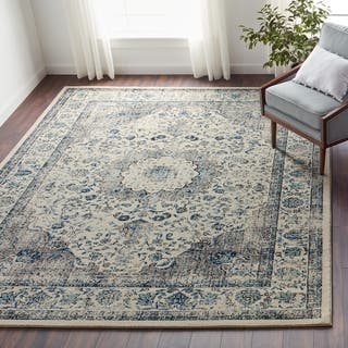 Safavieh Evoke Vintage Oriental Grey / Ivory Distressed Rug (8' x 10')|https://ak1.ostkcdn.com/images/products/11040976/P18054265.jpg?impolicy=medium