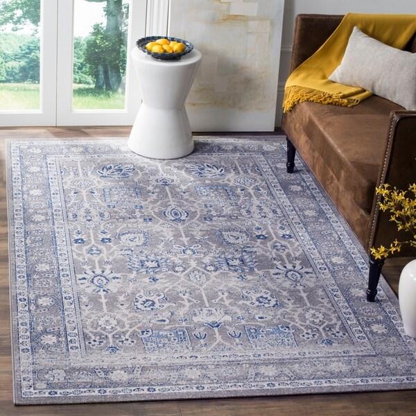 Safavieh Artisan Vintage Grey Distressed Area Rug - 10' x 14'