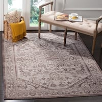 Safavieh Artisan Vintage Beige/ Brown Distressed Area Rug - 10' x 14'