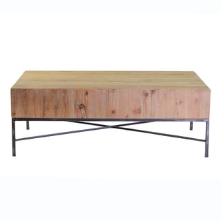 Elegant Reclaimed Coffee Table