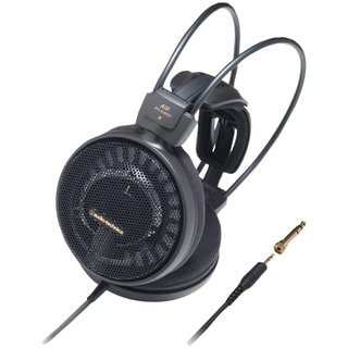 Audio Technica ATH-AD900X Black Open-Back Audiophile Headphones
