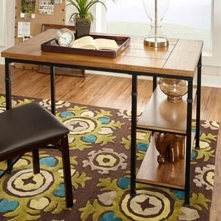 Carbon Loft Harrison 2-shelf Desk