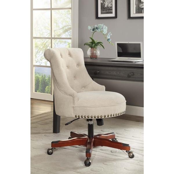 Shop Linon Pamela Office Chair