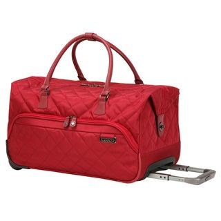 Ricardo Beverly Hills Carmel 20-inch Carry-on Rolling City Duffel Bag