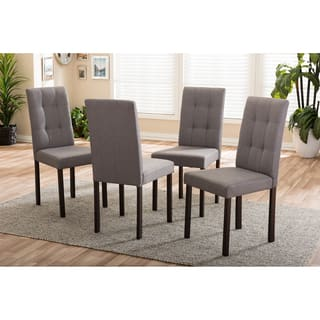 Set of 4 Kitchen & Dining Room Chairs For Less | Overstock.com