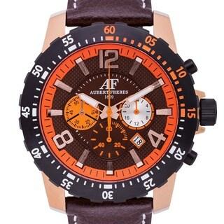 Aubert Freres Alton Chronograph Quartz Men's Sport Watch