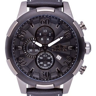 Men's Balmer Mulsanne Swiss-made Quartz Chronograph Super-LumiNova Hands Watch