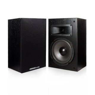 Acoustic Audio PSS-52 Bookshelf Speakers 100-watt 5.25-inch 2-way Home Theater Audio Pair