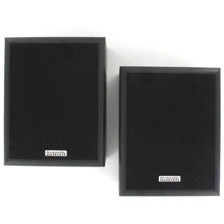 Acoustic Audio RW-SP3 Bookshelf Speakers 100-watt 2-way Home Theater Audio Pair