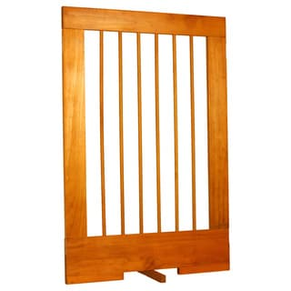 4-panel Tall Pet Gate Extension
