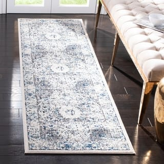 Safavieh Evoke Vintage Oriental Grey / Ivory Distressed Rug (2'2 x 7')|https://ak1.ostkcdn.com/images/products/11041826/P18054956.jpg?impolicy=medium