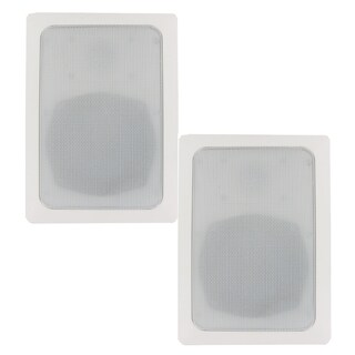 Blue Octave BDW52 In Wall Speakers Home Kevlar Speaker Pair 5600-watt