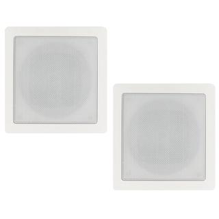 Blue Octave LS52 In Wall In Ceiling Speakers Home Speaker Pair 480-watt