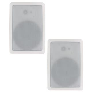 Blue Octave LW82 In Wall Speakers 8-inch Home Speaker Pair 600-watt