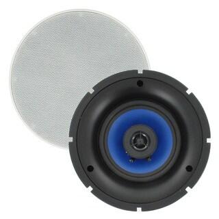 Blue Octave MSR5 In Ceiling Speakers Frameless Home Speaker Pair 400-watt