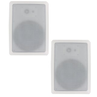 Blue Octave RW63 In Wall Speakers 3 Way 6.5-inch Home Speaker Pair 640-watt