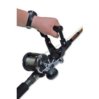Scotty Reel E-Z Rod Handle Black