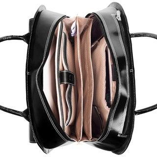 McKlein Granville Rolling 15.6-inch Laptop Briefcase