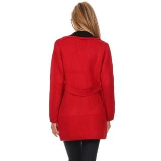 High Secret Women's Colorblock Cardigan