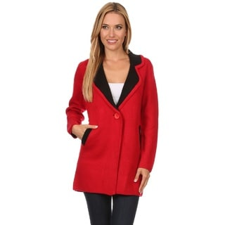 High Secret Women's Colorblock Cardigan