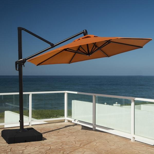 Shop Rst Brands Modular Outdoor 10 Foot Round Umbrella In