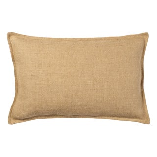 Natural Burlap 14-inch x 22-inch Pillow