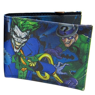 Batman Villains Bifold Wallet
