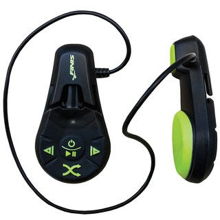 FINIS Duo Black/ Acid Green Underwater MP3 Player
