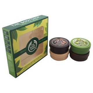 The Body Shop Mini Body Butter Collection 4-piece Travel Kit