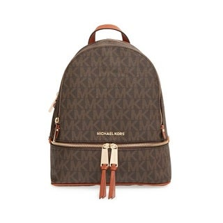Michael Kors 'Rhea' Small Signature Fashion Backpack