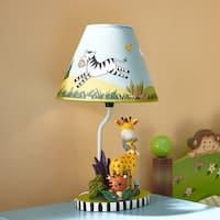 Fantasy Fields Sunny Safari Table Lamp