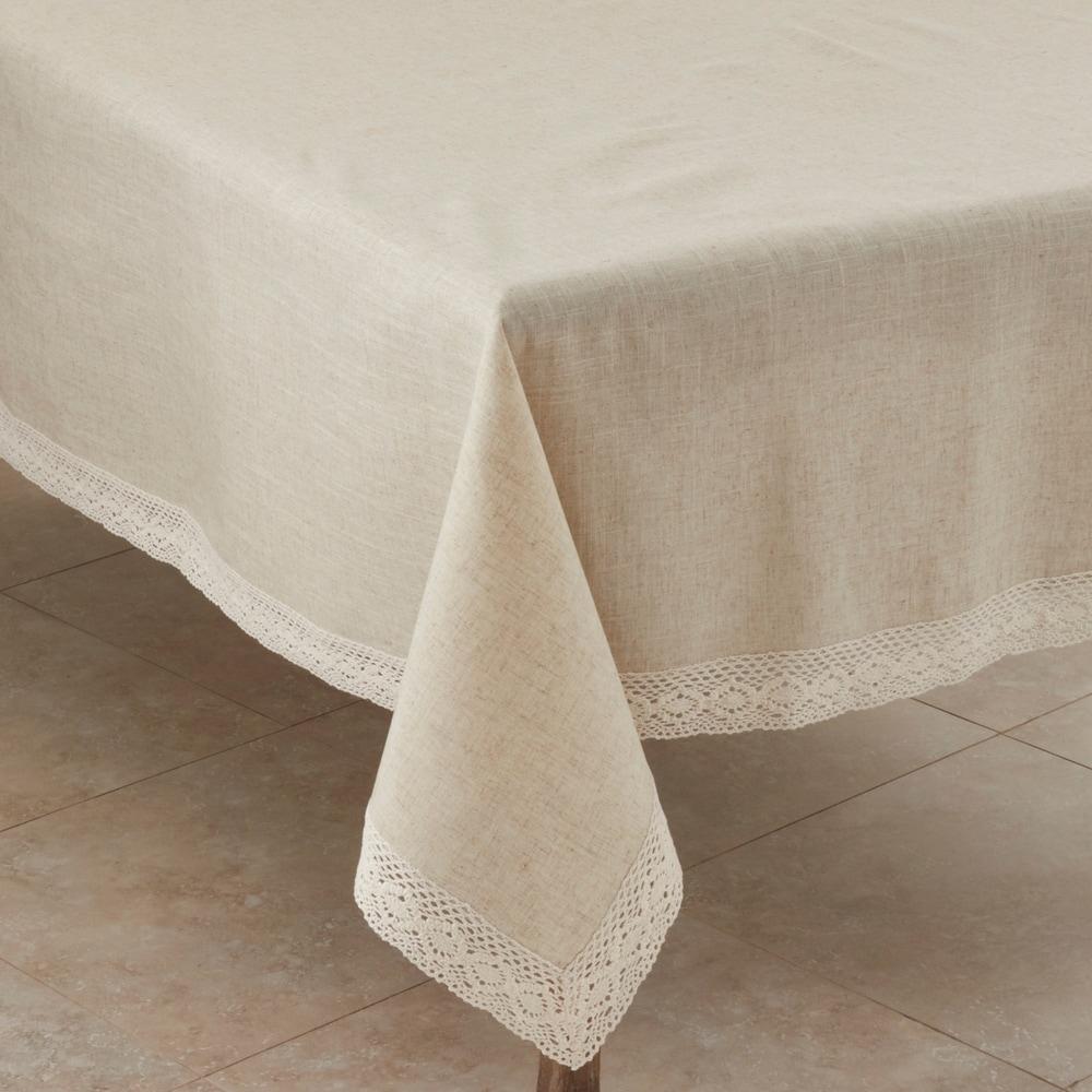 Shop Classic Lace Border Tablecloth - 11043765