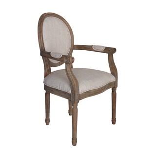 Allcott Tan Arm Chair