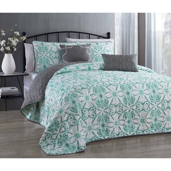 Avondale Manor Paloma 5-piece Quilt Set