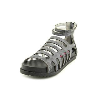 C Label Women's 'Pauline 6' Faux Leather Sandals
