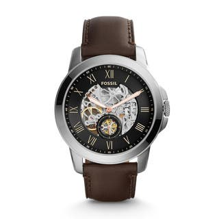 Fossil Men's ME3095 Grant Automatic Skeleton Dial Brown Leather Watch|https://ak1.ostkcdn.com/images/products/11043900/P18056813.jpg?impolicy=medium