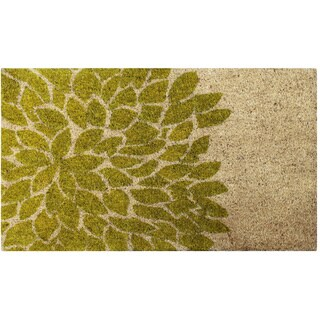 First Impression Layla Coir Entry Doormat