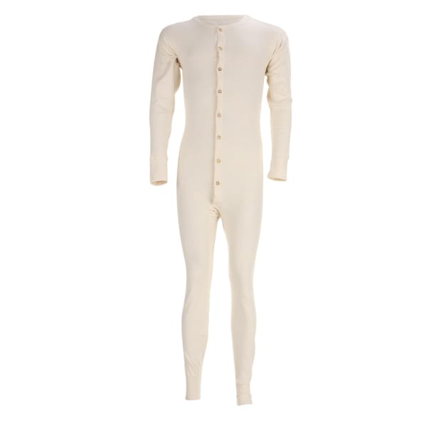 Rock Face Men's Button Up Thermal Union Suit