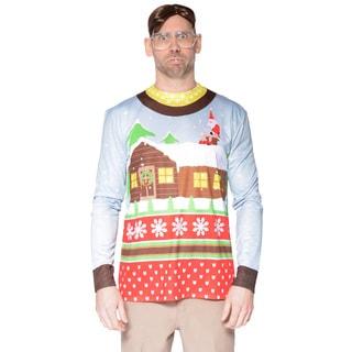 Faux Real Santa on Break Sweater T-Shirt