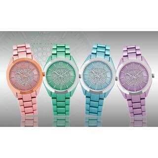 SO&CO New York Women's SoHo Quartz Stainless Steel Bracelet Crystal Watch|https://ak1.ostkcdn.com/images/products/11045739/P18058396.jpg?impolicy=medium