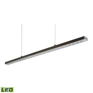 Alico Wand 18-watt LED Pendant in Chrome
