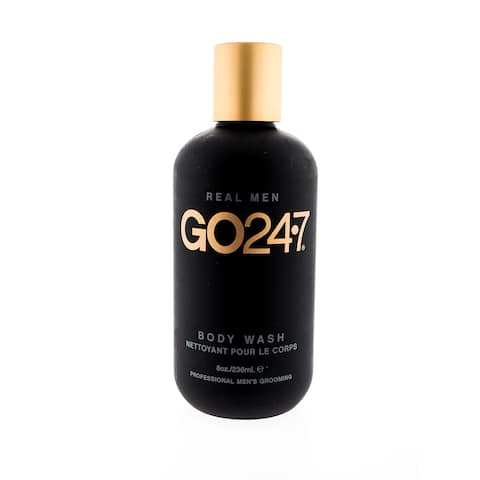 Real Men GO247 Men's 8-ounce Body Wash