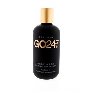 Real Men GO247 Men's 8-ounce Body Wash