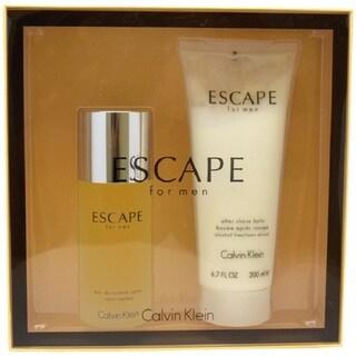 Calvin Klein Escape Men's 2 -piece Gift Set