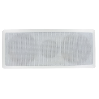 Blue Octave BDLCR6 In Wall Center Channel 6.5-inch Woofers Kevlar Center Speaker 350-watt